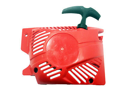 For Chinese Chainsaw 4500 5200 5800 45 52 58cc Recoil Pull Start Easy Starter