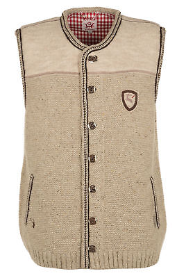 Traditional Costume Vest Ramsau Natural
