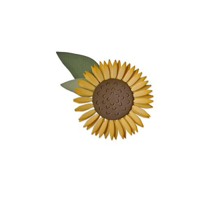Sizzix Thinlits Die Set 4PK - Sunflower 662508 Sharon Drury