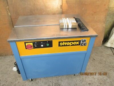 Strapex  - Banding Machine - Made In Switzerland