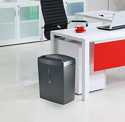 Micro Cut Papers Shredder Doc Shred Thermal Protection Heavy Duty Office Home