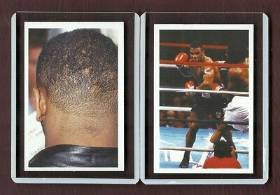 Usa - Mike Tyson - Rare Question Of Sport - Booster Pack Issue -  Very Rare