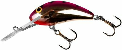 "Salmo Hornet # 6 Floating H6F-V Viking 2 1/2"" 3/8 oz Mad Action Lure"