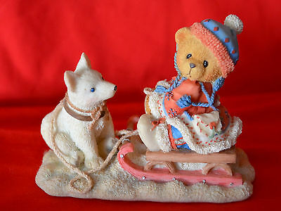 Cherished Teddies  Erica Friends Are Always Pulling For You