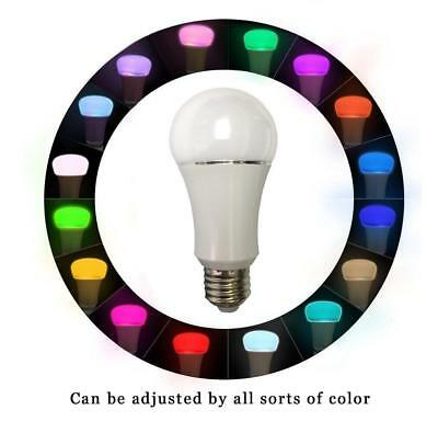 Smart Bulb Wigbow Color Changing Led Light Bulb [A19 6W] 60Watts Equivalent.
