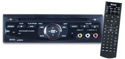 Dvd-3000B In Dash Dvd Front Panel A/v