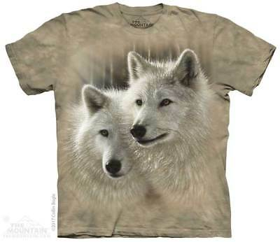 "The Mountain Bambini T-SHIRT /""find 10 Wolves/"""