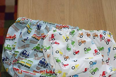 Handmade Diaper/nappy Cover Pants 12-24 Months(Unisex)  Buy One Get One Free