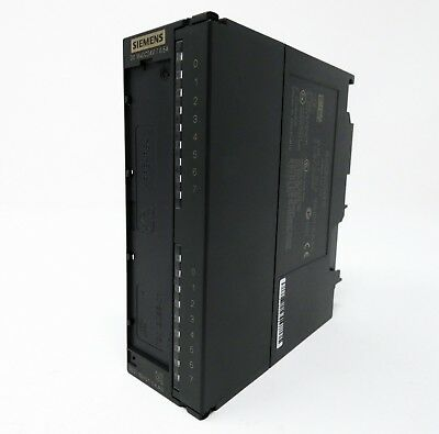 Siemens Simatic S7 6ES7 322-1BH01-0AA0 6ES7322-1BH01-0AA0 E: 9 DO Modul -used-
