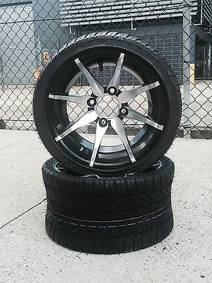 12 Inch Golf Cart Wheels,  Golf Car, Golf Buggy.