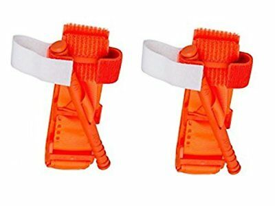 2 Pack Genuine NAR CAT Tourniquet Gen 7 Orange First Aid Medic Gear Personal
