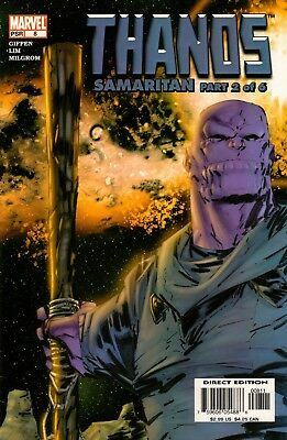 Thanos #8 (2004) 1St Printing Bagged & Boarded Marvel Comics