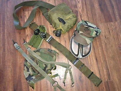 Lot Of U.s. Military Field Gear - Us Army Usmc - You Get Everything Pictured