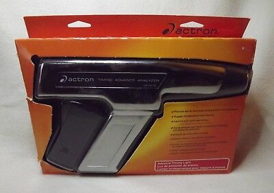 Actron Advance Timing Light Analyzer Model CP7519 - Brand New