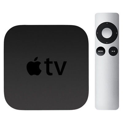 Apple TV (3rd Generation) MD199LL/A  Digital Source Streamer, Great Condition