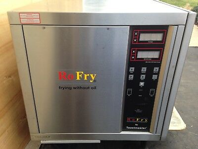 ROFRY Oiless Electric Fryer system