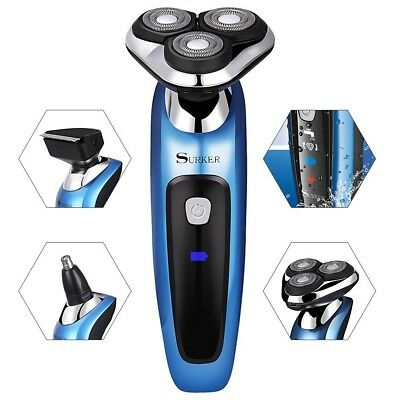 Electric Shaver for Men Wet Dry Rechargeable Cordless Series With Trimmer 5 And