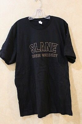 Slane Irish Whiskey men's Shirt T-shirt- SZ XL ___________________  R17-1