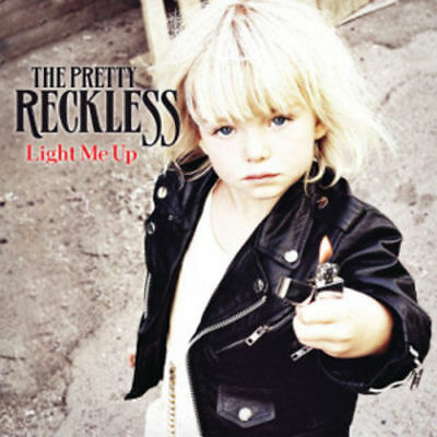 The Pretty Reckless : Light Me Up CD (2010) **Near Mint Cond.** FREE UK DELIVERY