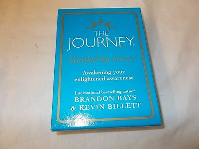 The Journey Cards Guided By Grace Brandon Bays & Kevin Billett Spiritual Tarot