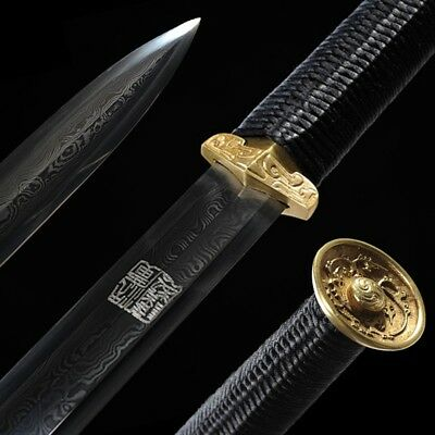 Pattern steel Blade Folding layers 5800 Propitious Clouds grain Sword Sharp #018
