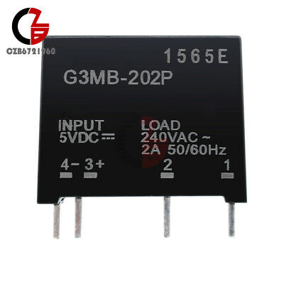 5PCS TLP560G AC-OUTPUT MODULE SOLID STATE RELAY DIP5