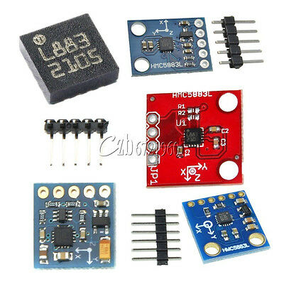 HMC5883L GY-273 GY-271 Triple Axis Compass Magnetomet Sensor 3V-5V For Arduino