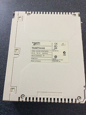 Schneider Electrics TSXETY4103 10/100 TCP/IP MOD.