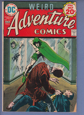 Adventure Comics 434 (Aug 1974) DC Comic GD/VG 55% off guide