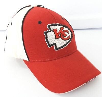 666c3f80bba2b ... hot kansas city chiefs reebok nfl wool acrylic hat cap red osfm  adjustable back c3d1e 76612 ...