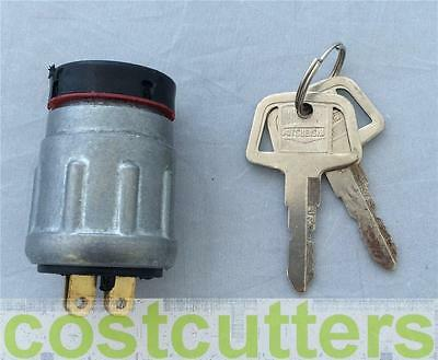 Ignition Starter Switch - Universal 4 Pin (Each)
