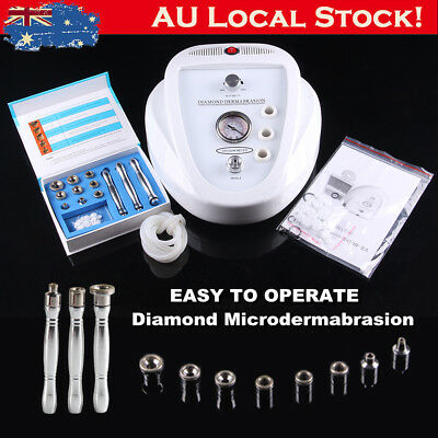 Diamond Dermabrasion Machine Microdermabrasion System Health Beauty Clean Skin O