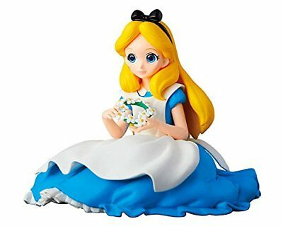 Disney Characters Crystalux ALICE Alice in Wonderland Figure Japan