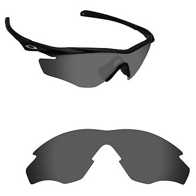 223650e1c4 Hawkry Polarized Replacement Lenses for-Oakley M2 Frame XL Sunglass Sport  Black