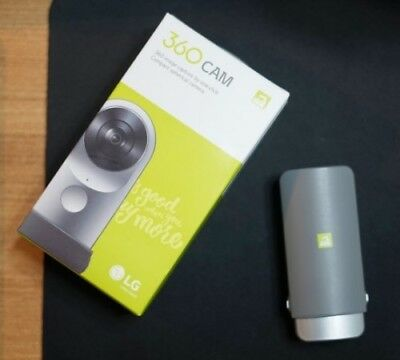LG 360 CAM & Camera 13MP 2K Wide Angle Video R105 Android&iOS open box