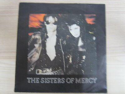Single / The Sisters Of Mercy – This Corrosion / 1987 / RARITÄT /