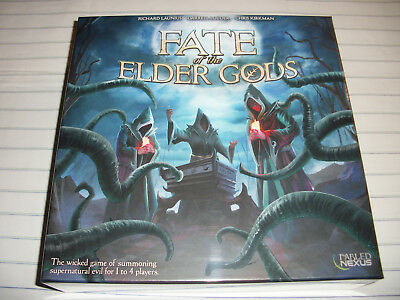 Fate of the Elder Gods + Expansion - Boardgame - Neu & OVP - Cthulhu - Lovecraft