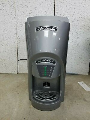 Scotsman Ice Machine & Water Dispenser Model MDT2C12A-1A