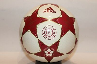 ADIDAS CHAMPIONS LEAGUE 200405 Finale 4 official match ball