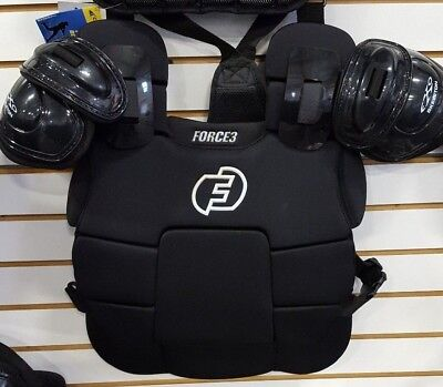 Unequal Umpire Chest Protector-Force 3