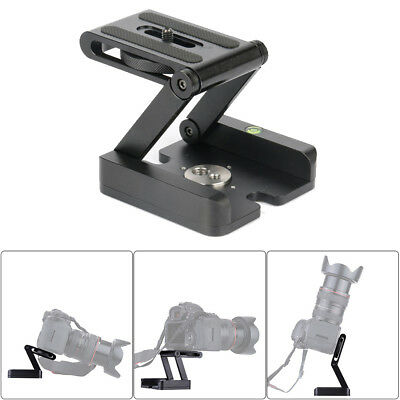 Professional Z Pan Camera Flex Tripod Tilt Stand Mount Holder Head Studio Photo