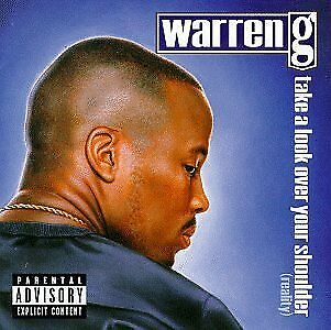 Take A Look Over Your Shoulder by Warren G | CD | second hand