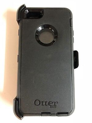 Otterbox Defender Case for Iphone 6 Plus & iPhone 6s Plus W/Holster Black
