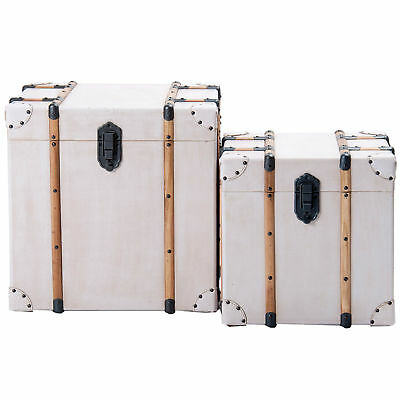 NEW 2 Piece Storage Trunk Set - SLH House,Boxes & Baskets