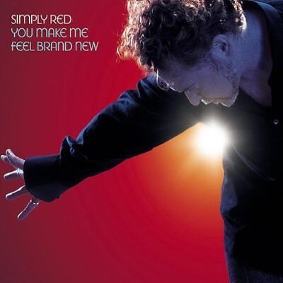You Make Me Feel Brandnew by Simply Red | CD | second hand