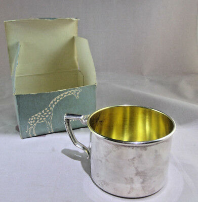 Baby Cup from Oneida Silversmiths