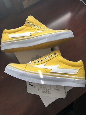 bb06d629c6b72d REVENGE X STORM Ian Connor Low Top Yellow Eu Asia Exclusive Size 10 ...