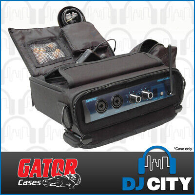 Gator G-In Ear Monitoring System Carry Bag Padded Wireless In Ear Monitor Case