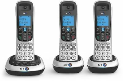 BT Bt2700 Cordless Trio Telephone Answer Machine