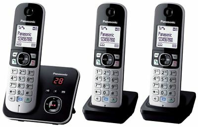 Panasonic Dect Trio Phone Answer Machine Eco Mode
